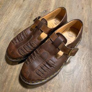 Dr. Martens fishermen sandals 8064 Air Wair Size 8